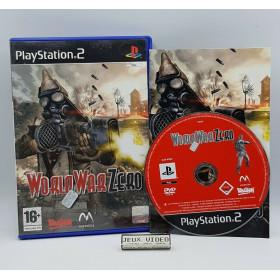 World War Zero Ironstorm PS2