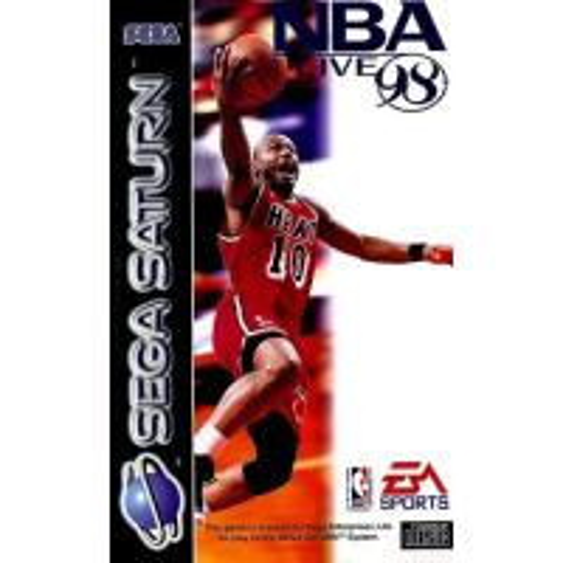 NBA Live 98 SATURN