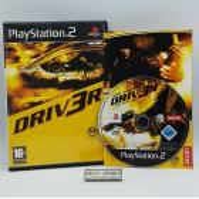 DRIV3R PS2