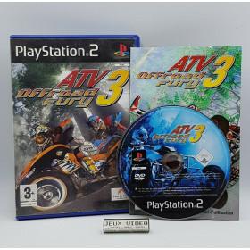 ATV Off Road Fury 3 PS2