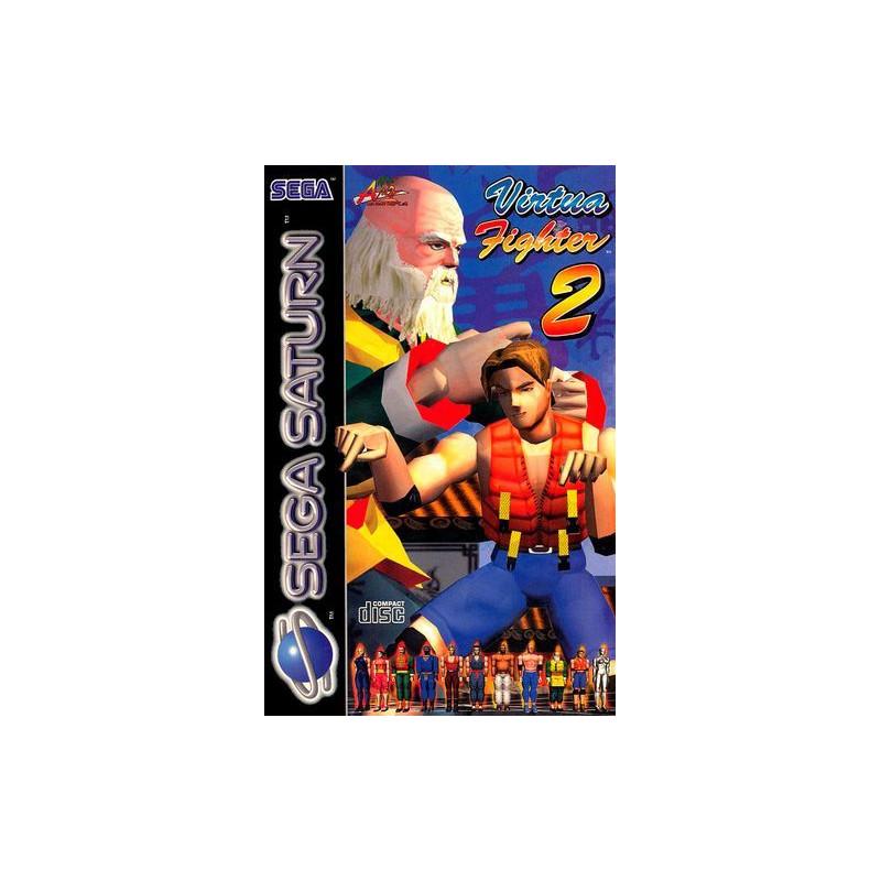 Virtua Fighter 2 SATURN