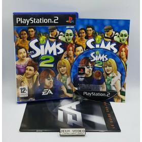 Les Sims 2 PS2