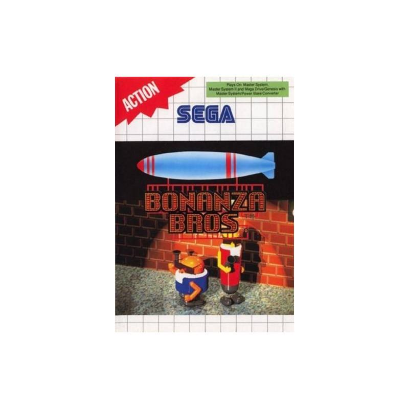 Bonanza Brothers MS