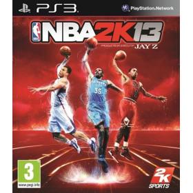 NBA 2K13 PS3