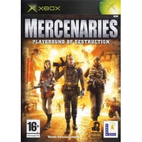 Mercenaries Playground of...