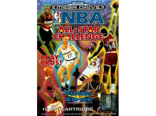 NBA All-Star Challenge en boite MD