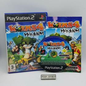 Worms 4 : Mayhem PS2