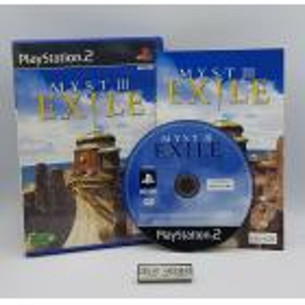 Myst III : Exile PS2