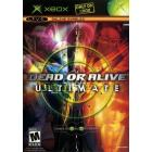 Dead or Alive Ultimate D-Xbox