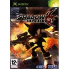 Shadow the Hedgehog D-Xbox