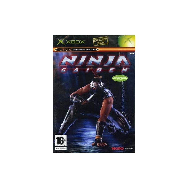 Ninja Gaiden D-Xbox