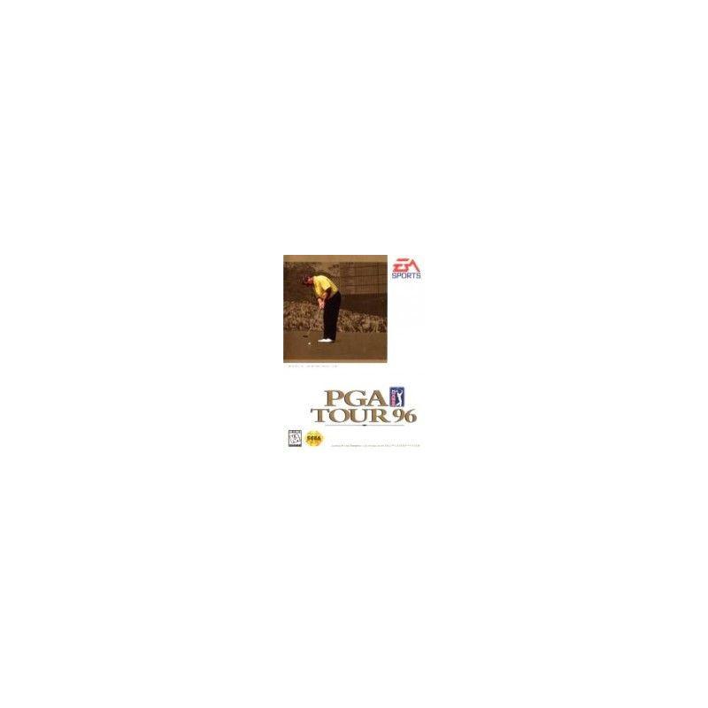 PGA Tour 96 en boîte MD