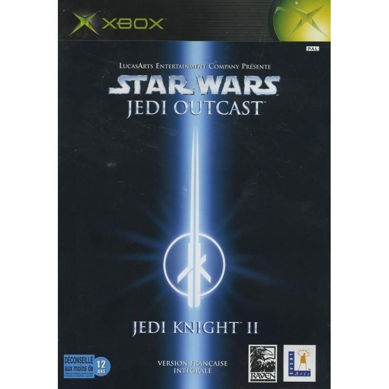 Star Wars : Jedi Knight II : Jedi Outcast D-Xbox