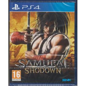 Samurai Shodown PS4