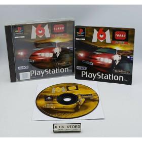 M6 Turbo Racing PS1