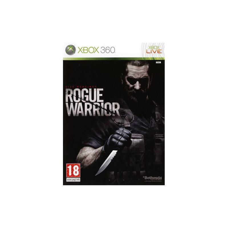Rogue Warrior D-Xbox360