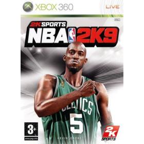 NBA 2K9 D-Xbox360