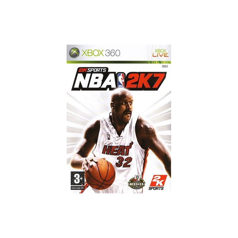 NBA 2K7 D-Xbox360