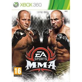 EA Sports MMA D-Xbox360