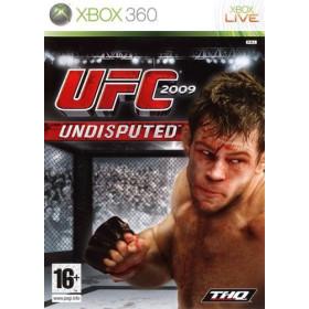 UFC Undisputed 2009 D-Xbox360