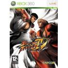 Street Fighter IV D-Xbox360