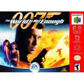007 Le Monde ne Suffit Pas N64