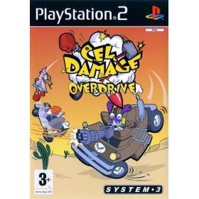 Cel Damage : Overdrive PS2