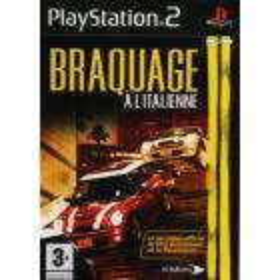 Braquage à l'italienne PS2