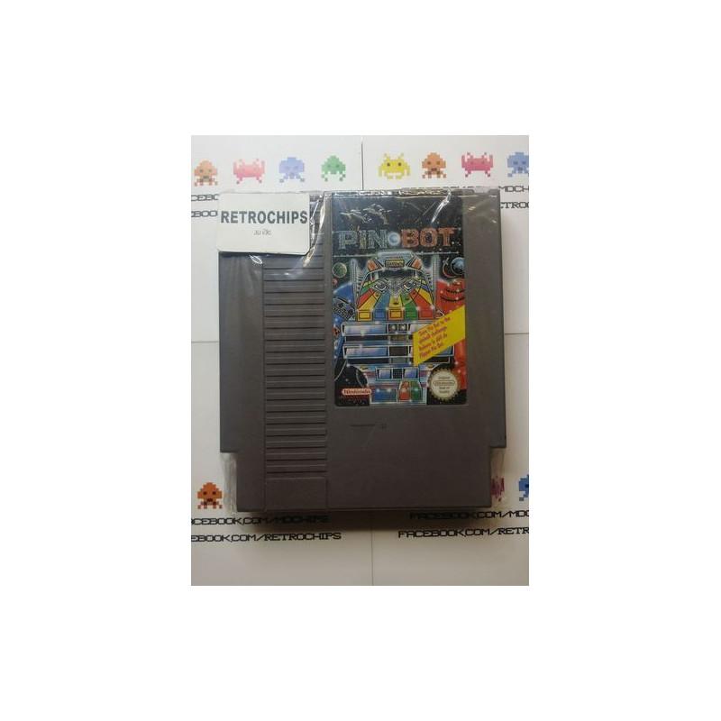 Pin-Bot NES