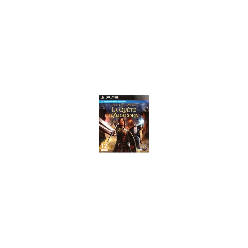 Le Seigneur des Anneaux : La Quête d'Aragorn D-PSP