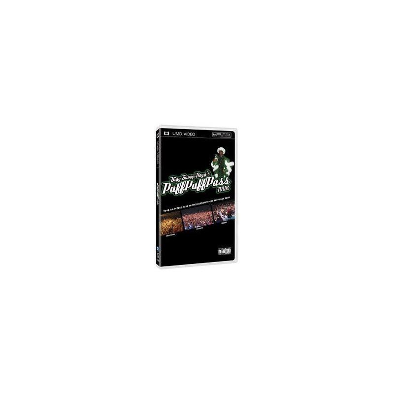 Snoop Dogg - Puff Puff Pass Tour [UMD Video] PSP