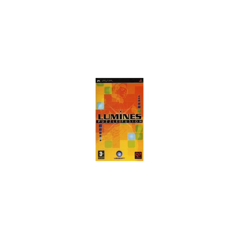 Lumines : Puzzle Fusion PSP