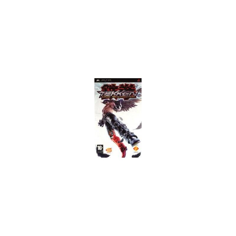 Tekken : Dark Resurrection D-PSP