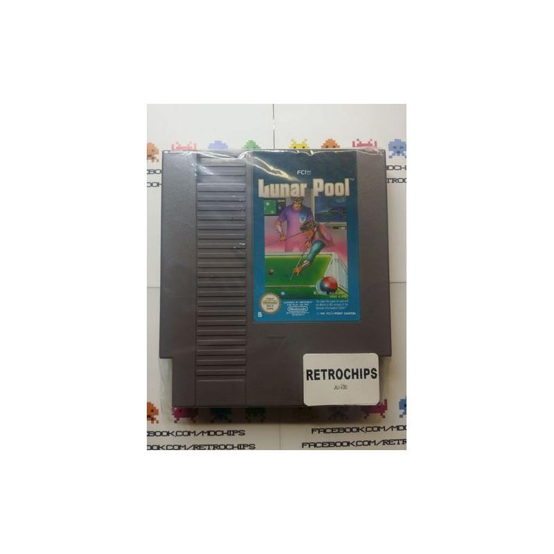 Lunar Pool NES