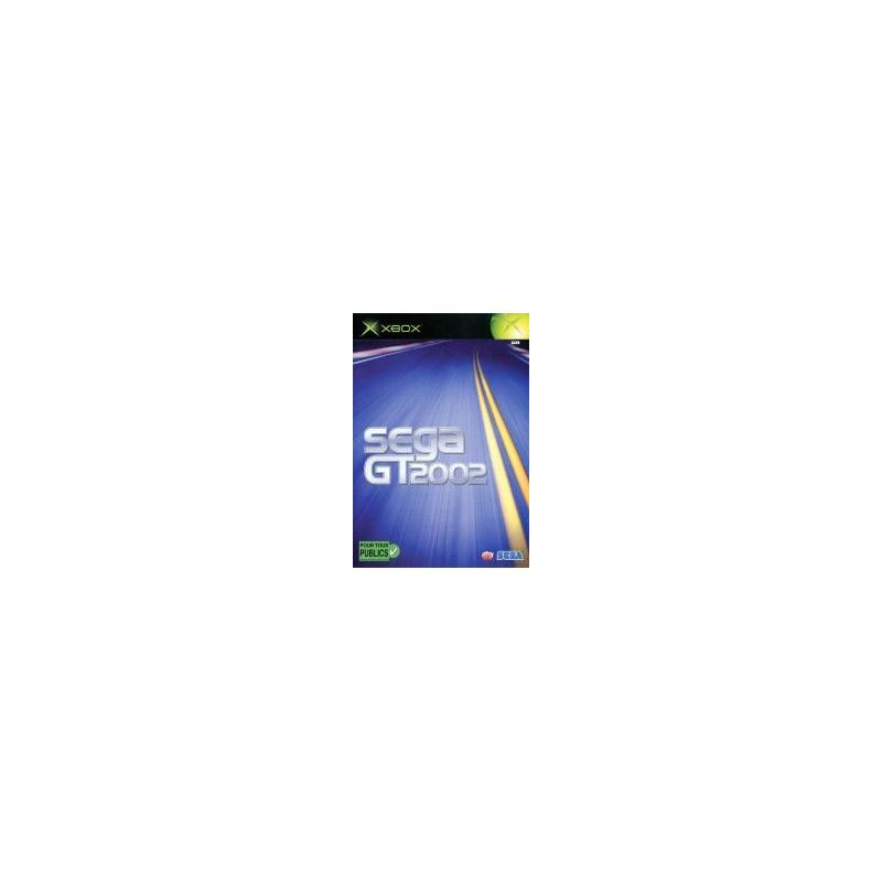 Sega GT 2002 Xbox