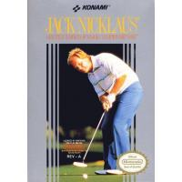 Jack Nicklaus' Greatest 18 Holes of Major Championship Golf NES
