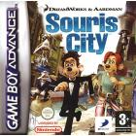 Souris City blister GBA