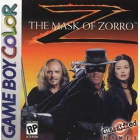Le Masque De Zorro GBC