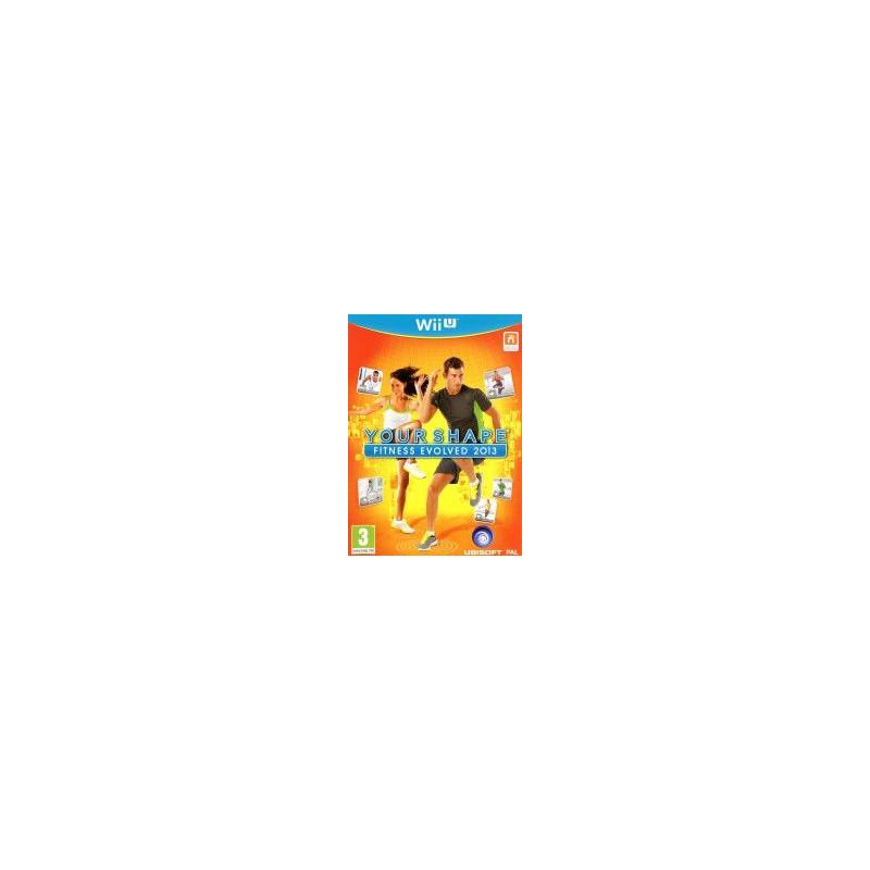Your Shape : Fitness Evolved 2013 WIIU