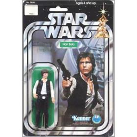 Han Solo Kenner D-Figurine