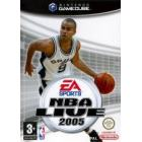 NBA Live 2005 GC