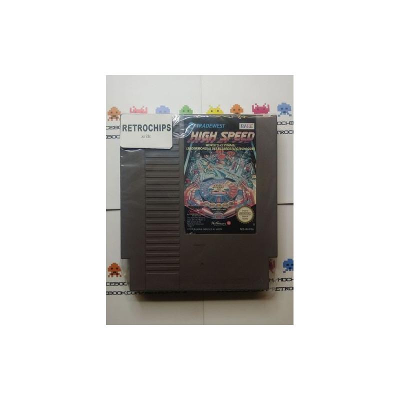 High speed NES