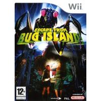 Escape from Bug Island WII