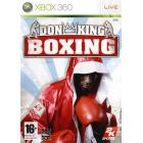 Don king boxing XBOX360