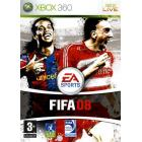 FIFA 08 XBOX360