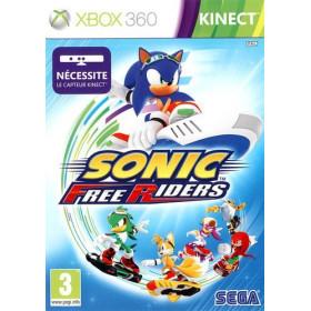 Sonic Free Riders XBOX360