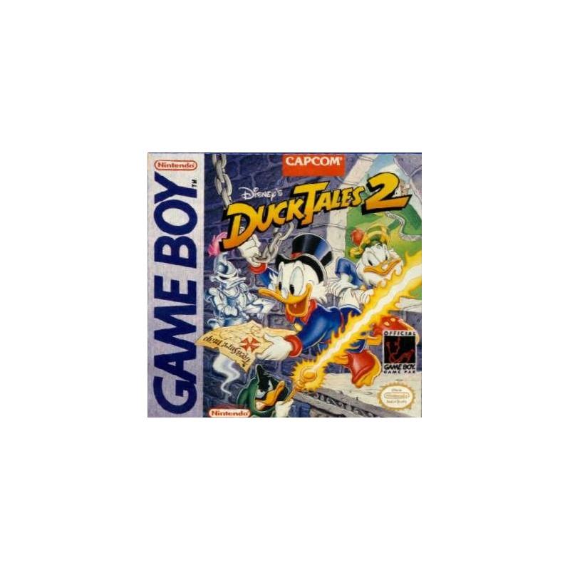 Duck Tales 2 La Bande a picsou GB