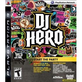DJ Hero PS3