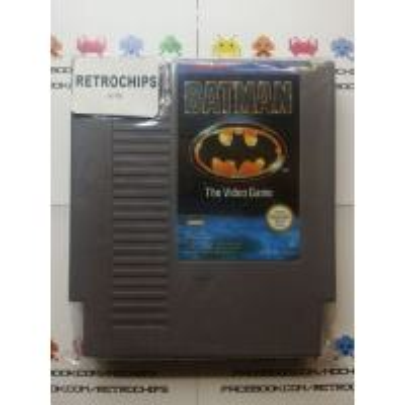 Batman : The Video Game NES