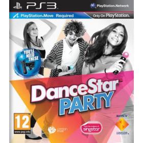 DanceStar Party PS3